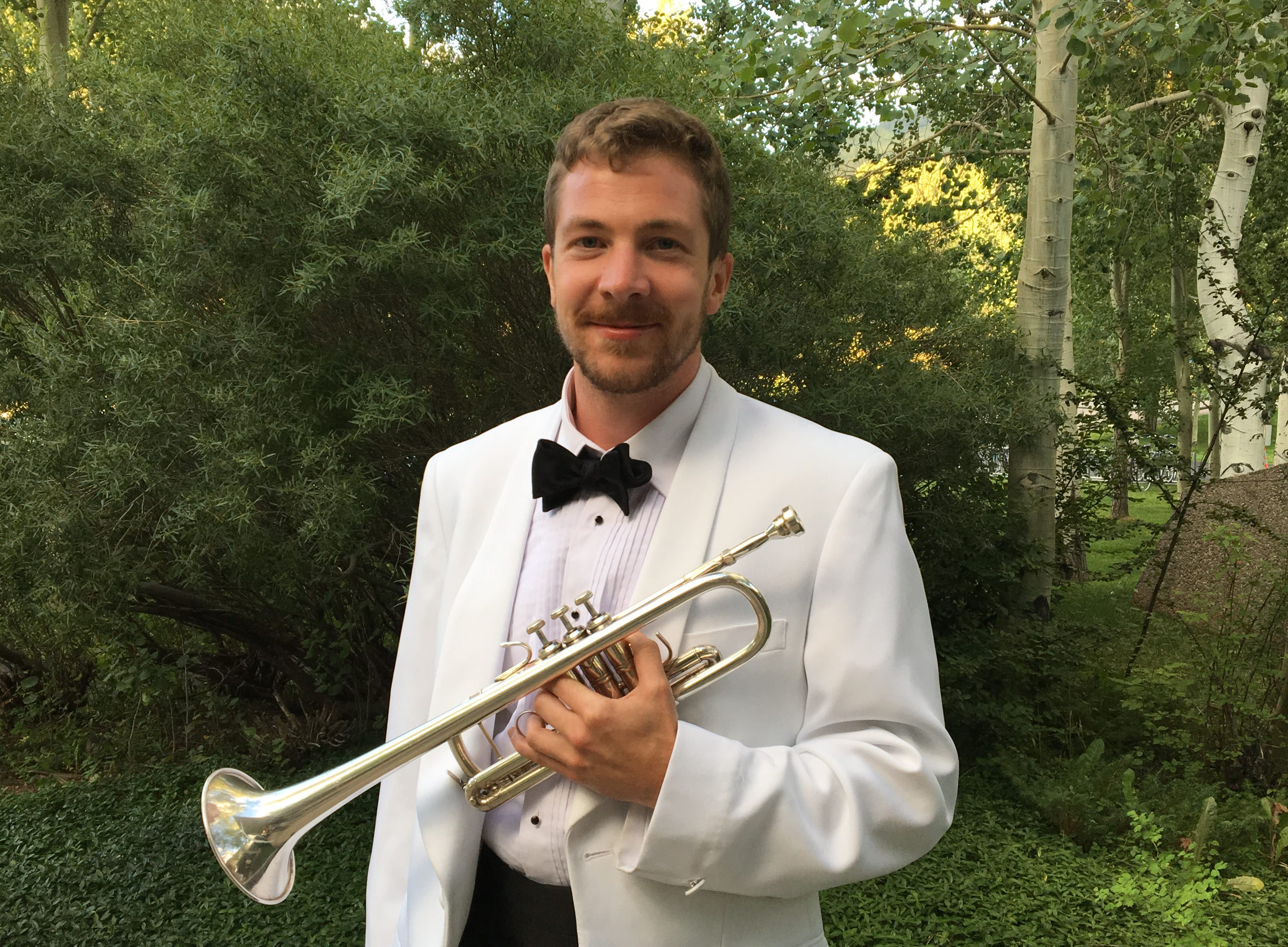 Douglas Amos Trumpet Player and Teacher
